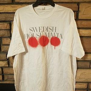 Swedish House Mafia shirt 2XL 2011 Tour exclusive